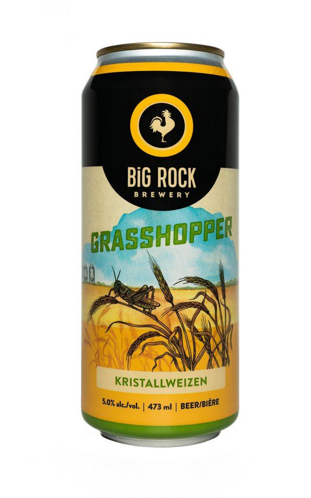 Craft Beer - Big Rock Grasshopper. NOAH GANHÃO