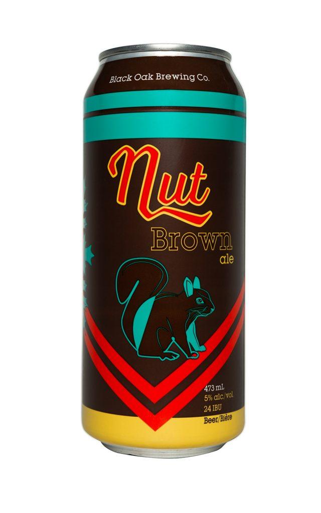 Craft Beer - Black Oak Nut Brown. NOAH GANHÃO