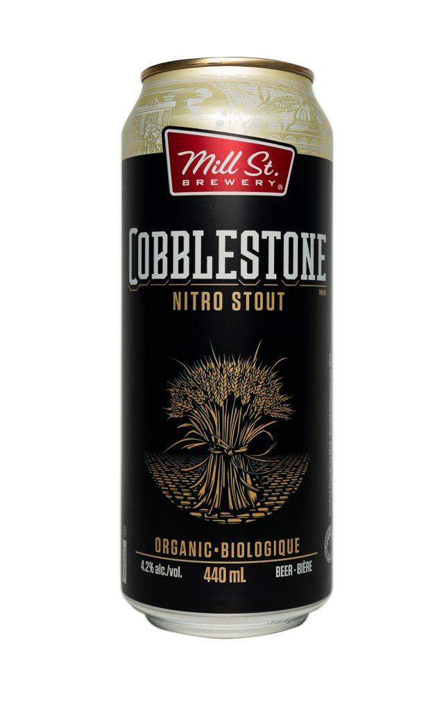 Craft Beer - Mill Street Cobblestone. NOAH GANHÃO