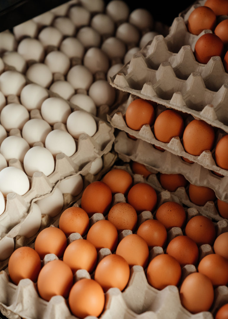 eggs at theUnboxed Market