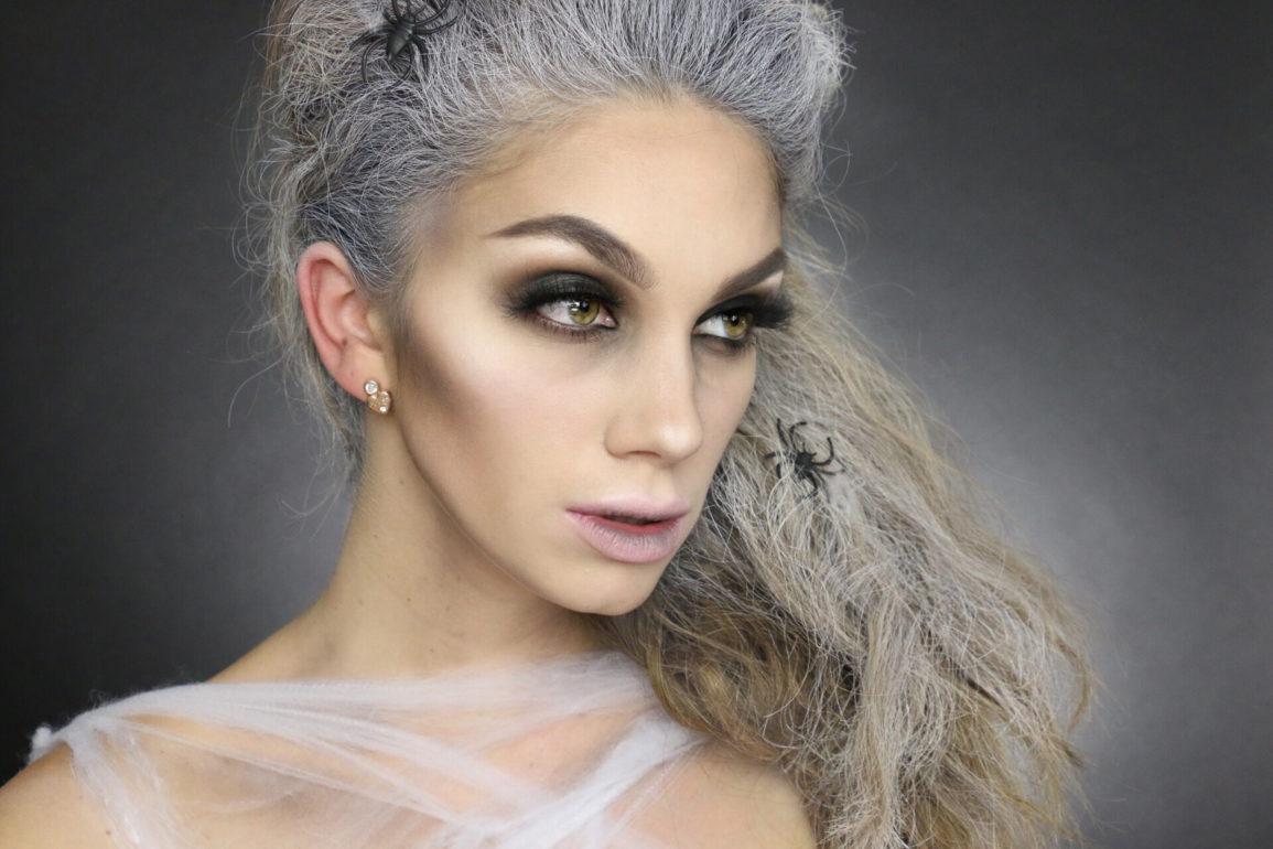 Julia Dantas - Halloween witch