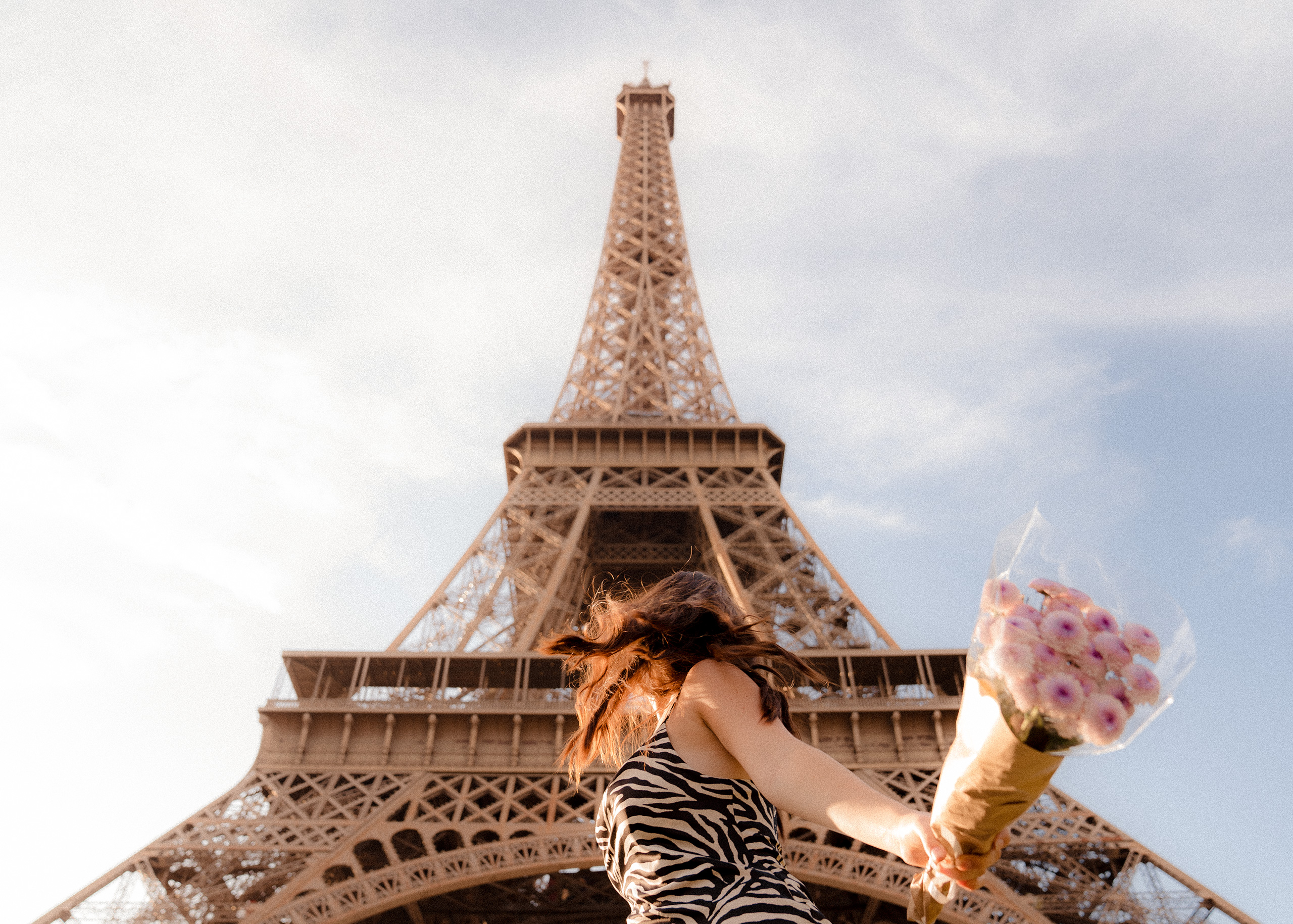 , Summertime in Paris